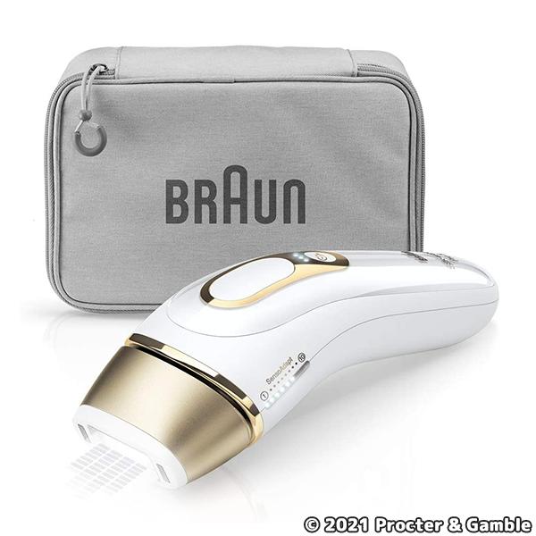 BRAUN  光美容器 シルクエキスパートPro5 PL5117