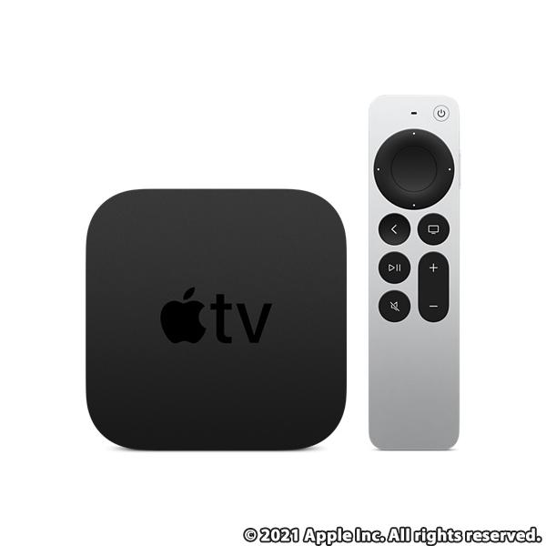 Apple TV 4K  64GB   MXH02J/A