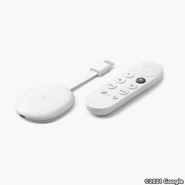 Chromecast with GoogleTV + ニンテンドークラシックミニ ファミコン