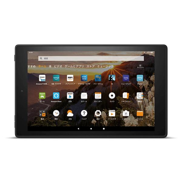 Fire HD 10 タブレット 32GB ブラック