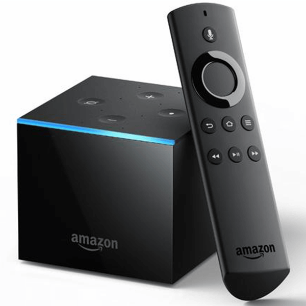 Fire TV Cube - 4K