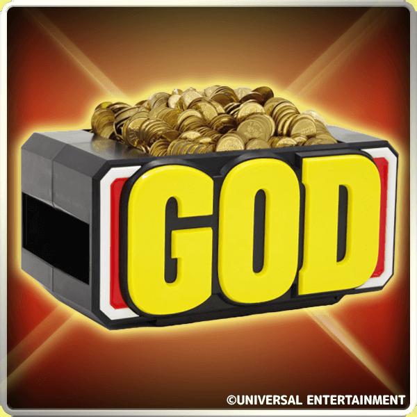GODドル箱